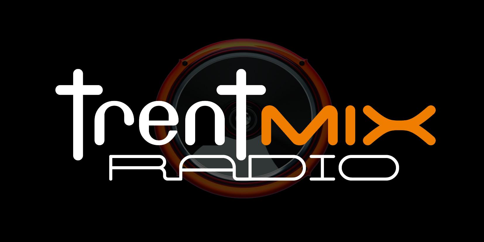 LOGO TRENTMIX RADIO